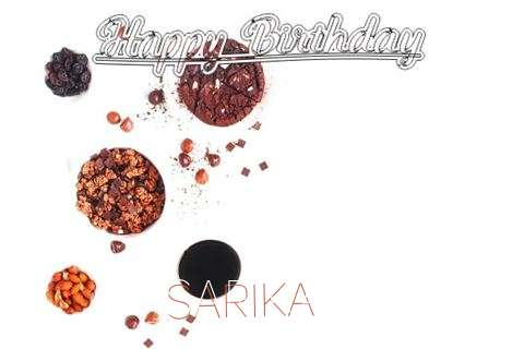 Happy Birthday Wishes for Sarika