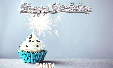 Happy Birthday to You Sarita