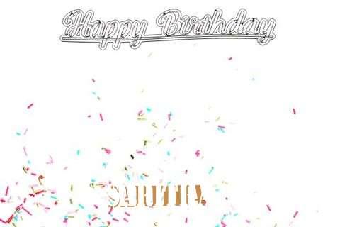 Happy Birthday to You Saritha