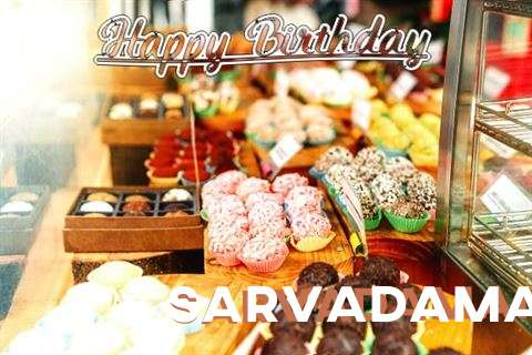Happy Birthday Sarvadaman