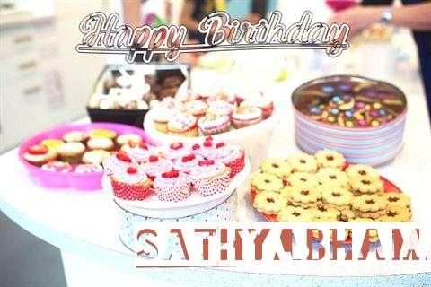 Birthday Wishes with Images of Sathyabhama
