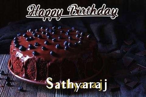 Happy Birthday Cake for Sathyaraj