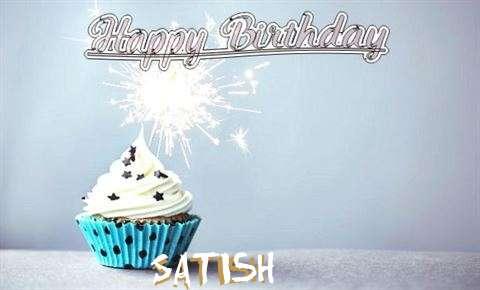 Happy Birthday to You Satish