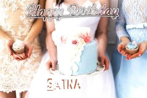 Satna Cakes