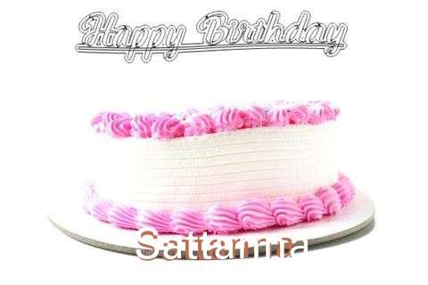 Happy Birthday Wishes for Sattanna