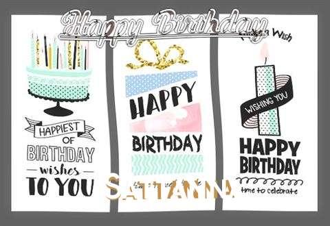 Happy Birthday to You Sattanna