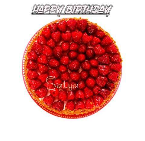 Happy Birthday to You Satya