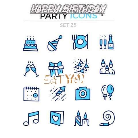 Happy Birthday Wishes for Satyam