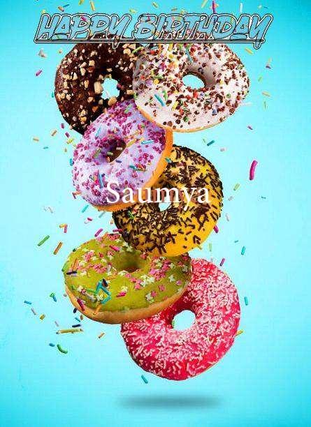 Happy Birthday Saumya