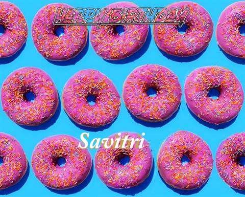Wish Savitri