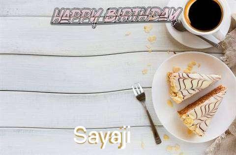 Sayaji Cakes
