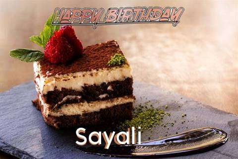 Sayali Cakes
