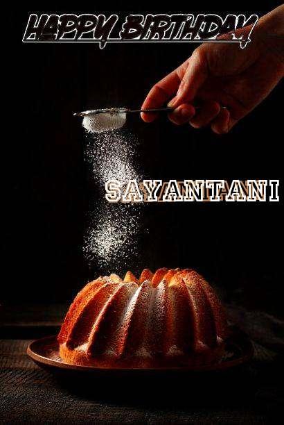 Birthday Images for Sayantani