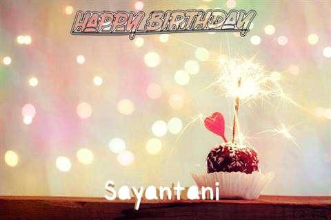Sayantani Birthday Celebration