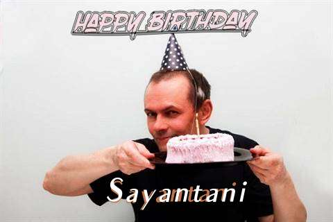 Sayantani Cakes