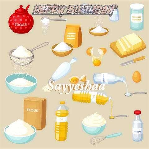 Birthday Images for Sayyeshaa
