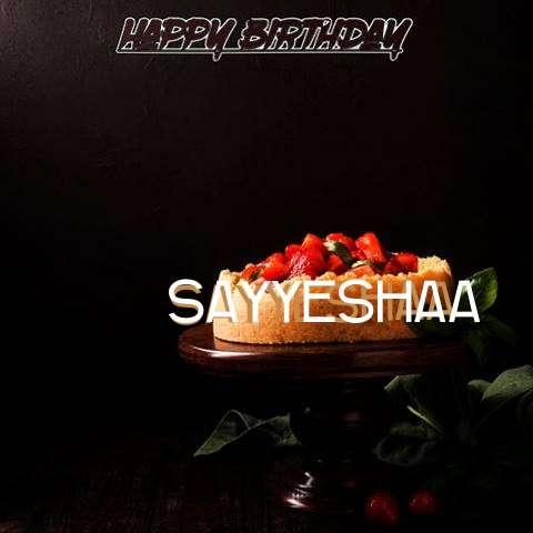 Sayyeshaa Birthday Celebration