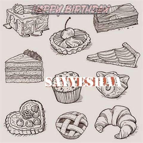 Happy Birthday to You Sayyeshaa