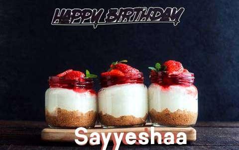 Wish Sayyeshaa
