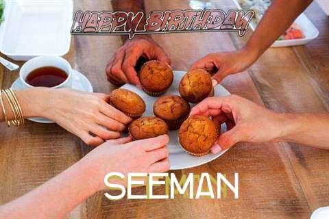 Happy Birthday Wishes for Seeman