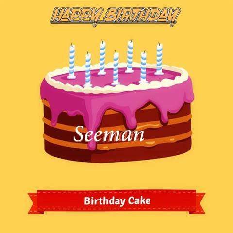 Wish Seeman