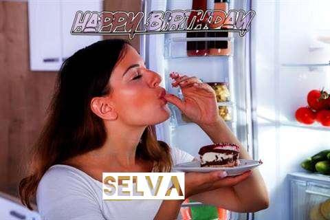 Happy Birthday to You Selva