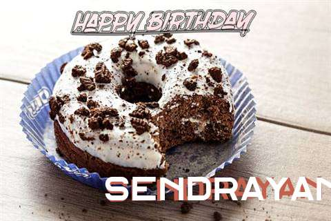 Happy Birthday Sendrayan