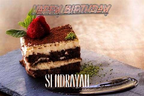 Sendrayan Cakes