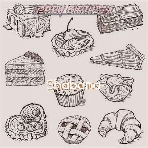 Happy Birthday to You Shabana