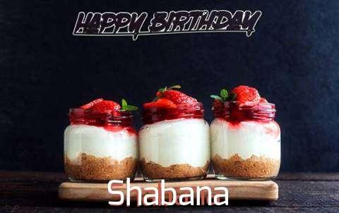 Wish Shabana
