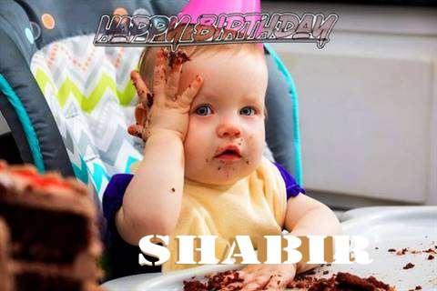 Happy Birthday Wishes for Shabir