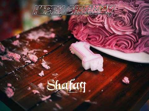 Shafaq Birthday Celebration