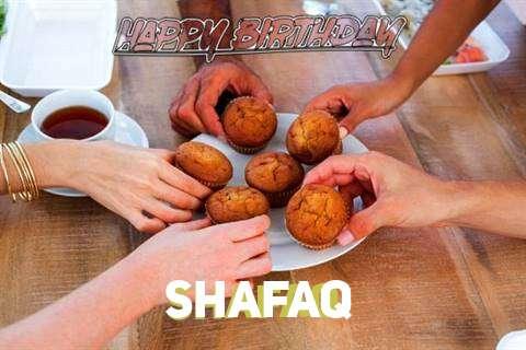 Happy Birthday Wishes for Shafaq