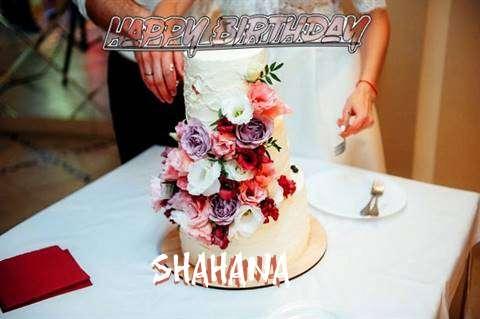 Wish Shahana