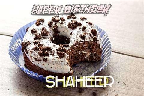 Happy Birthday Shaheer