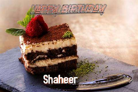 Shaheer Cakes