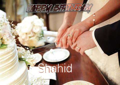 Shahid Cakes