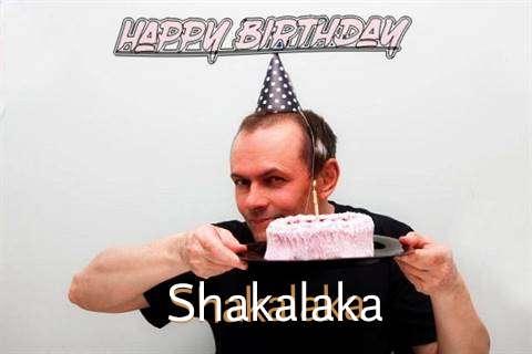 Shakalaka Cakes