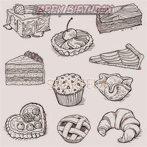 Happy Birthday to You Shakeela