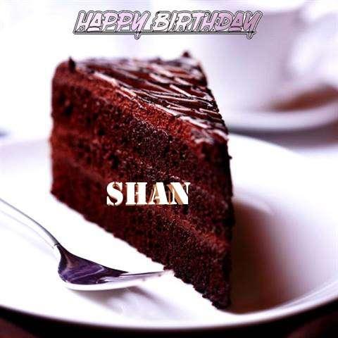 Happy Birthday Shan