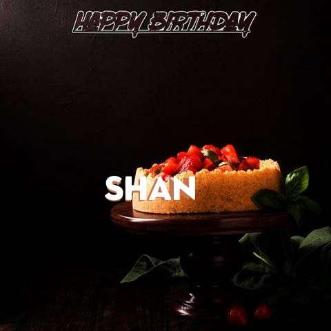 Shan Birthday Celebration