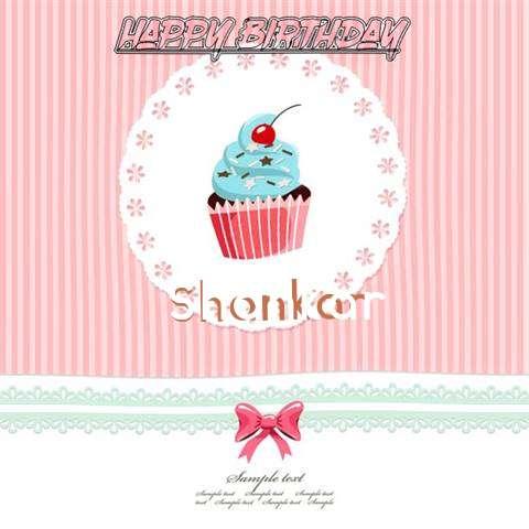 Happy Birthday to You Shankar