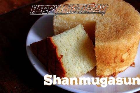 Happy Birthday to You Shanmugasundaram