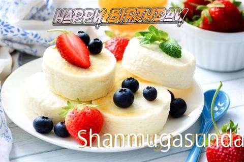 Happy Birthday Wishes for Shanmugasundari
