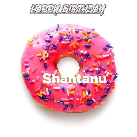 Birthday Images for Shantanu