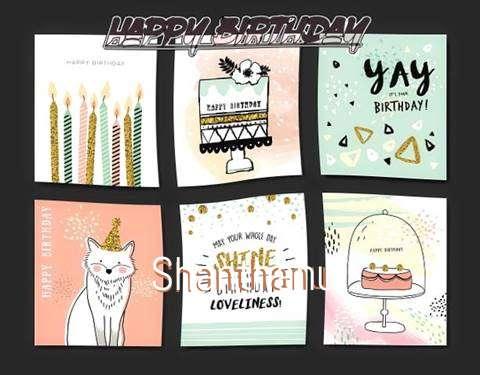 Wish Shanthanu