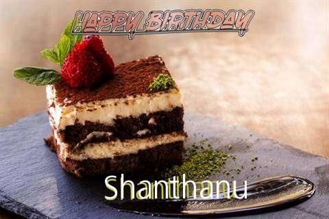 Shanthanu Cakes