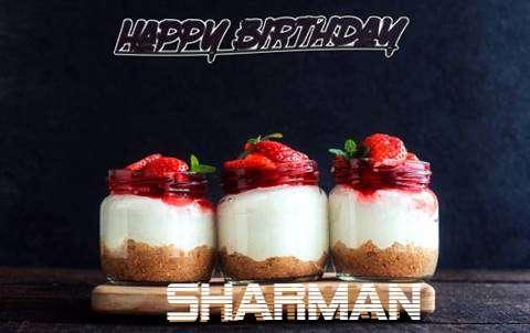 Wish Sharman