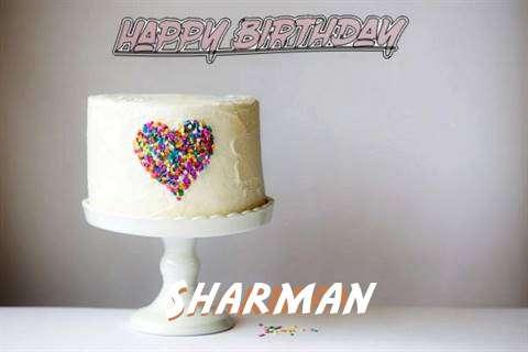 Sharman Cakes
