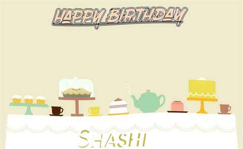 Shashi Cakes